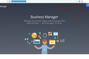 cara membuat akun business manager